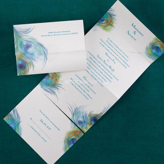 Edmonton Wedding Invitations: KSW Exclusive Invitations