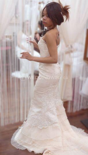 Montreal Bridal Shop