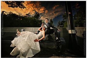 Just Married Photography
