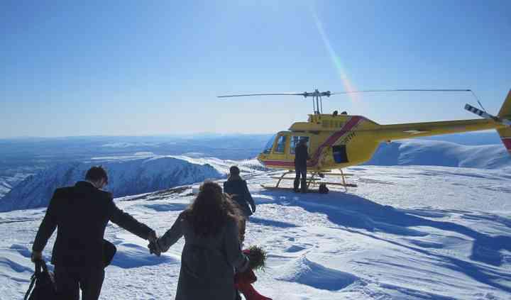 Yukon Destination Weddings