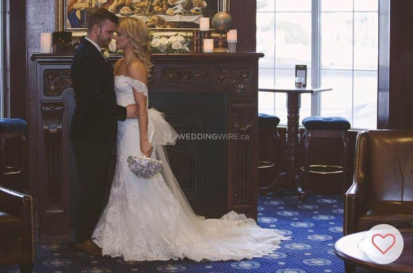 Breathtaking photo of couple