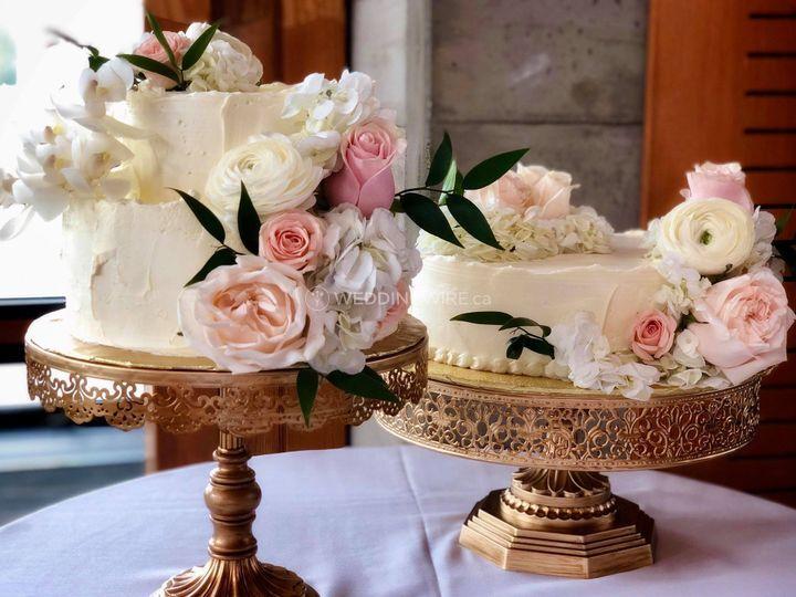 Royal Wedding Inspired Cake