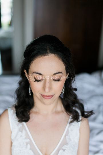 Montreal makeup Artist