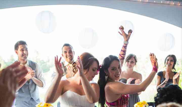 Vancouver Wedding Dancer