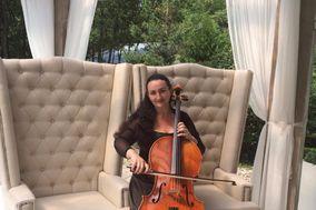 Nadya Rachok - Cellist
