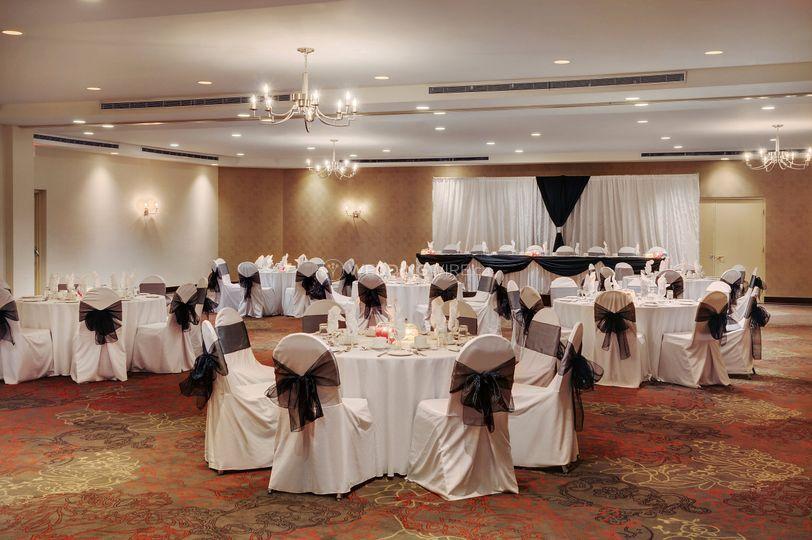 Churchill Ballroom