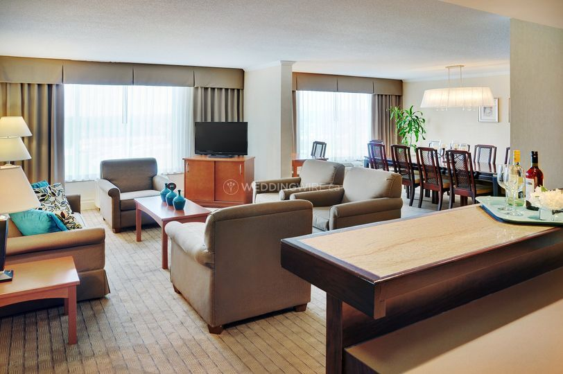 Bridal Suite/Get Ready Room