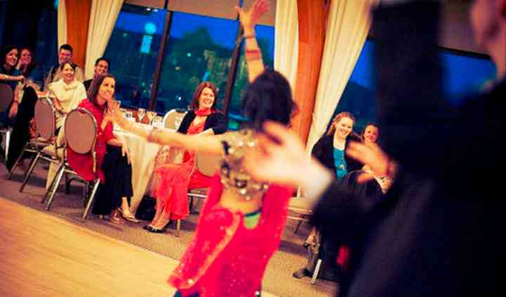 Vancouver Wedding Entertainer