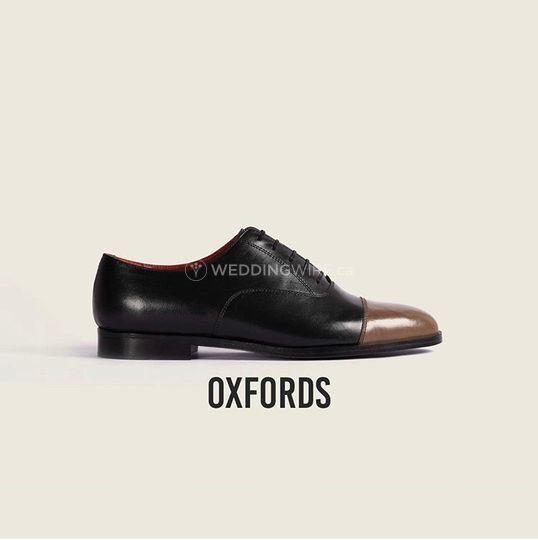Oxfords a.k.a. Balmorals