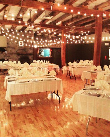 The BARN Wedding + Event Venue