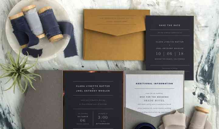 Wedding Invitations Montreal