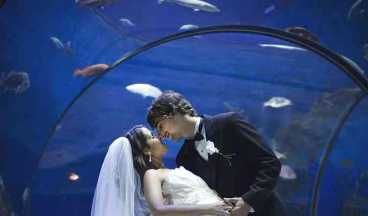 Couple dans l'océan.JPG
