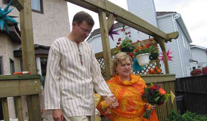 Home Weddings