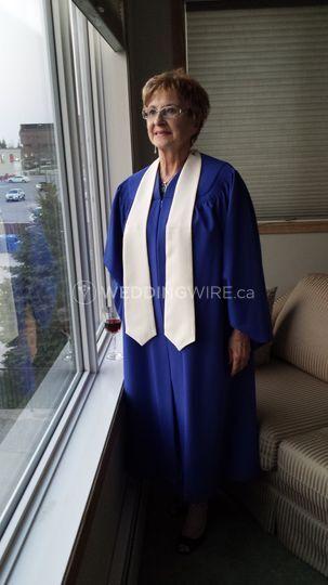 Winnipeg Wedding Officiant