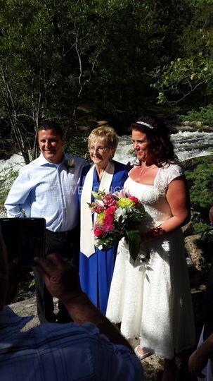 Winnipeg marriage commissioner