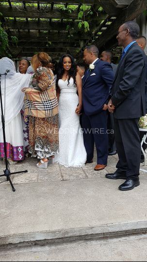 Ethiopian Wedding - Unique