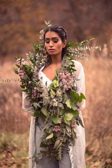 Fall Wedding look