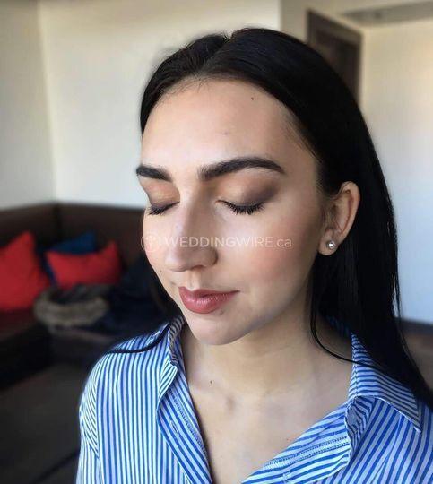 Makeup by Sivanah Burgess