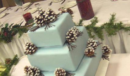 Layers Wedding Cake Design