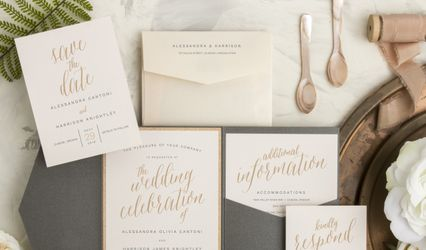 Simply Wedding Invitations 1