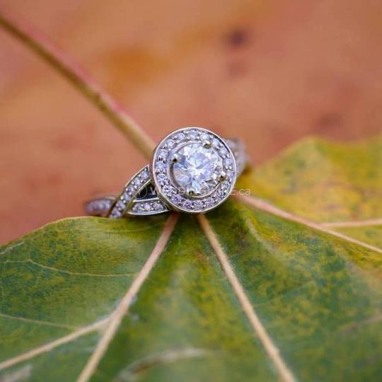 Vancouver Wedding Ring