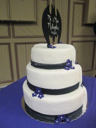 Batman Wedding Cake.Photo 7 Of 11 Janet S Creations