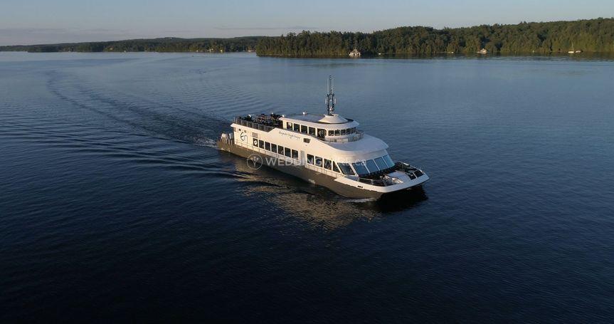 Cruise boat - Le Grand Cru
