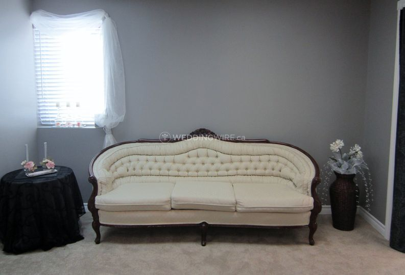 Platinum Room Couch