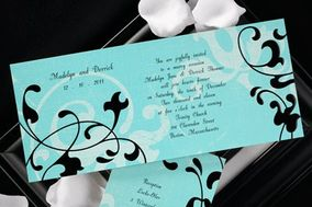 Indigo Invitations