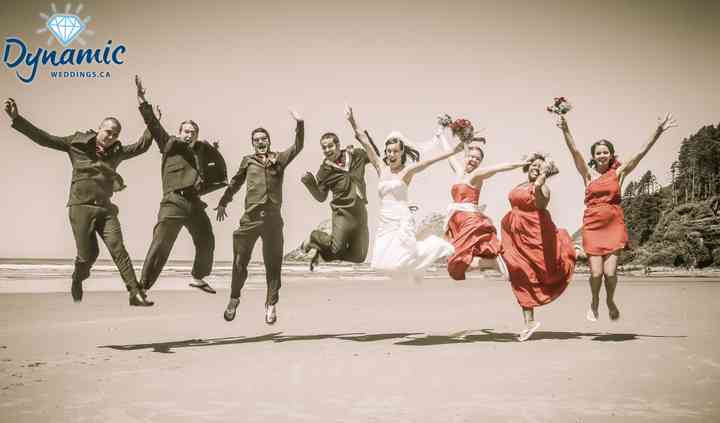 Dynamic Weddings - Photography