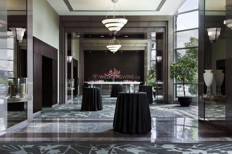 Markham Ballroom Foyer