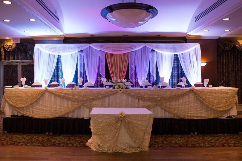 Calgary wedding decor Image by parrishhousephotos.c