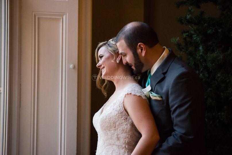 Ajax wedding