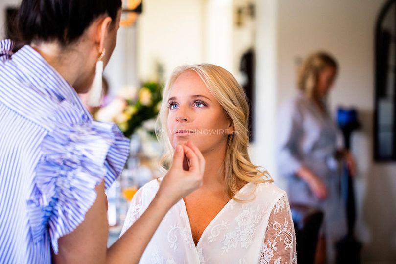 Sarah Swain Makeup Artist