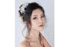 Ariana Z Bridal Makeup and Hair