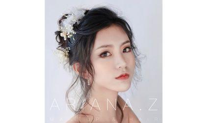 Ariana Z Bridal Makeup and Hair 1