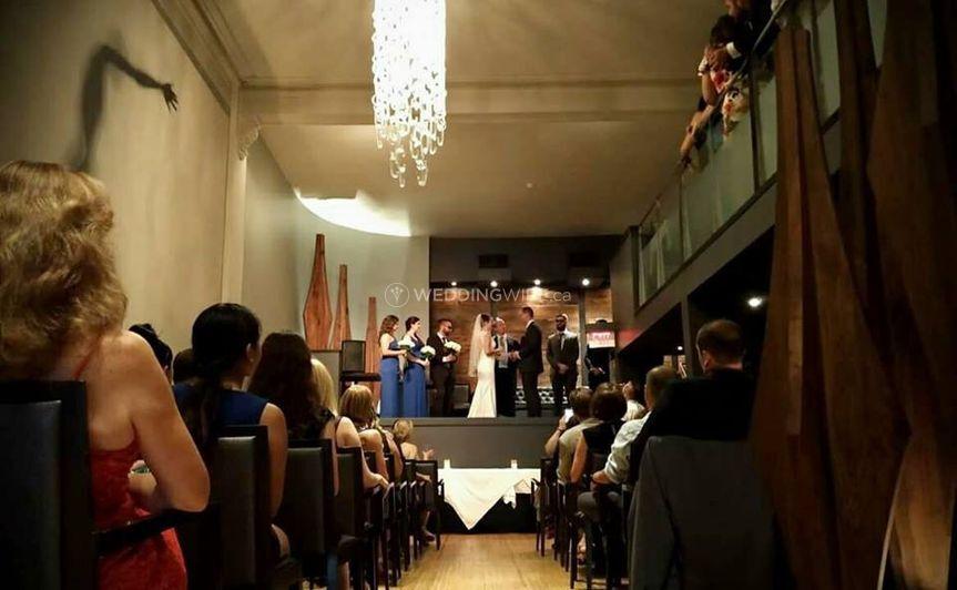 Globe Bistro weddings