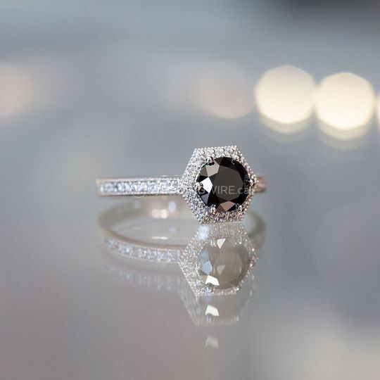 Black Diamond Vintage Style