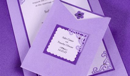 Social Notes Custom Invitations 1