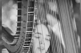Emilie Delorme-Newsom - Harpist