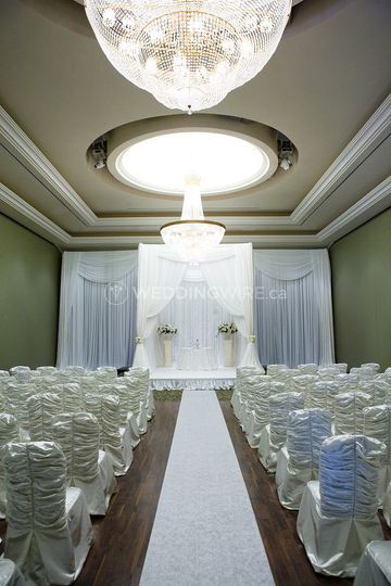 Ceremony in the East Salon