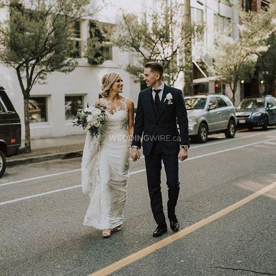 City Chic Wedding Dress