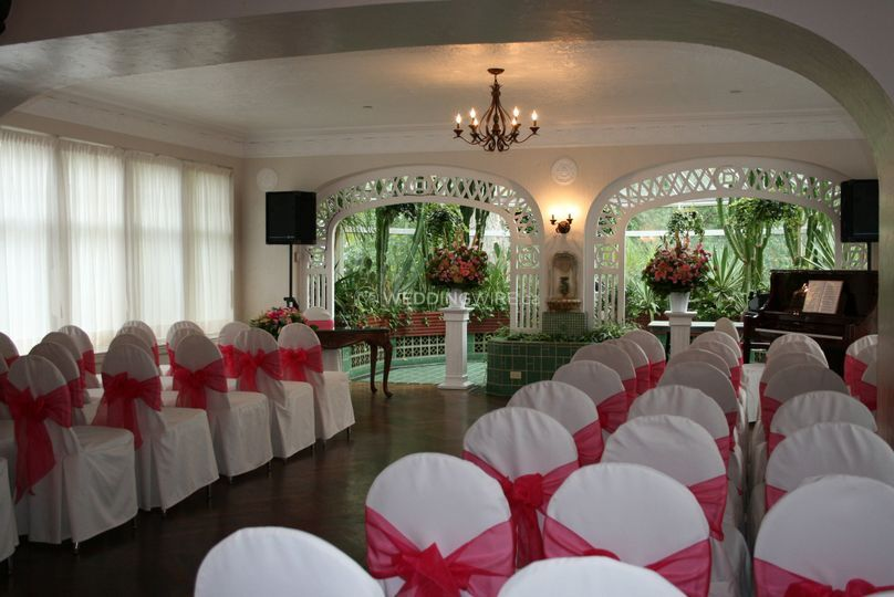 Thornhill, Ontario wedding ceremony