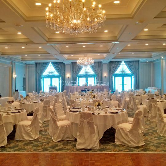 Ballroom wedding mississauga
