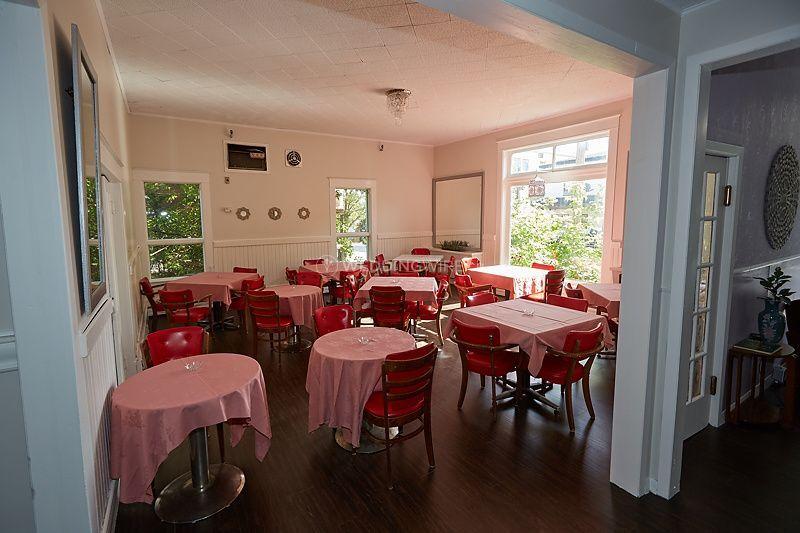 Ramana dinning room