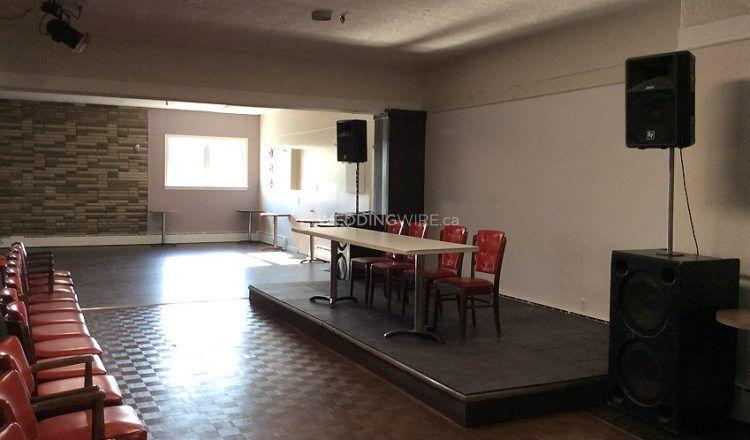 Ramana stage dancing room