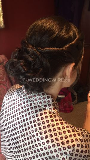 Hair and Makeup by Melissa Anne