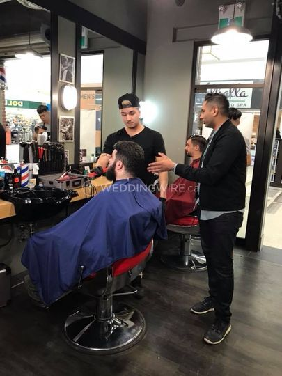 Modern Man Barber Shop