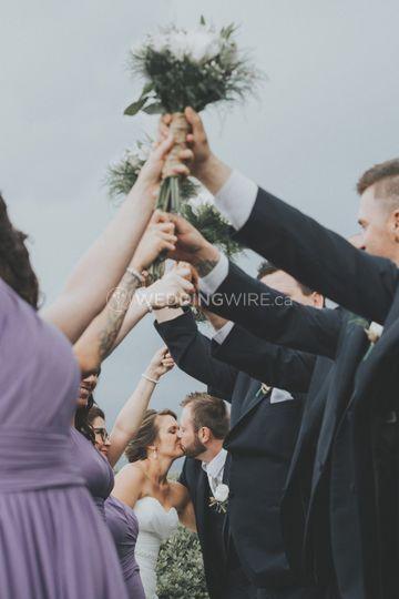 Newfoundland wedding