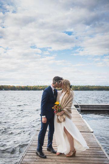 Emma and Peter Wedding